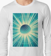 Abstract colorful business finance background T-Shirt