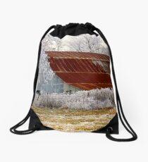 Rural Arkansas Drawstring Bag