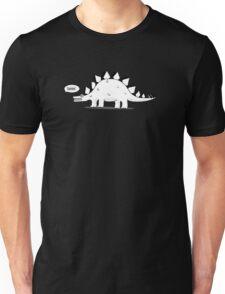 Cartoon Stegosaurus T-Shirt