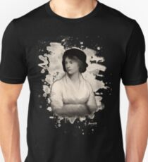 Mary Shelley (Wollstonecraft) Hommage T-shirt unisexe