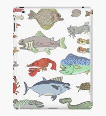 Seafood Buffet iPad Case/Skin