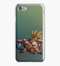 The Angry Beavers - Remake iPhone Case/Skin