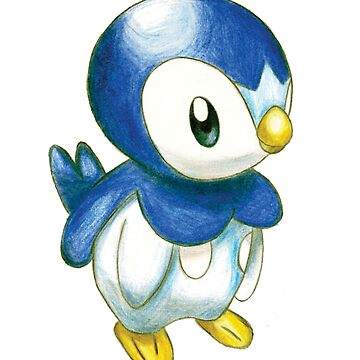 Piplup by Gabatron3000