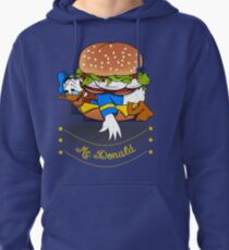 Mc-Donald Pullover Hoodie