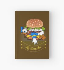 Mc-Donald Hardcover Journal