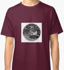 To Fall in Love With the Moon Classic T-Shirt