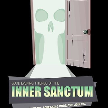 The Inner Sanctum by chrismoet