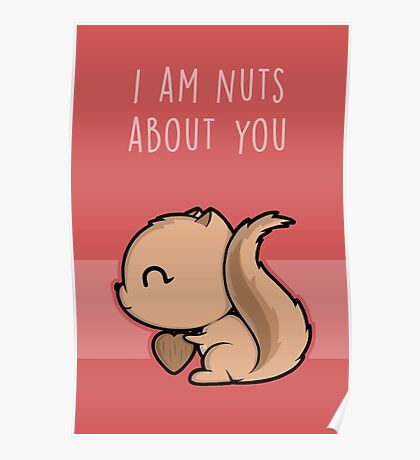 I Am Nuts About You Poster