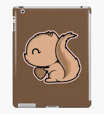 I Am Nuts About You iPad Case/Skin