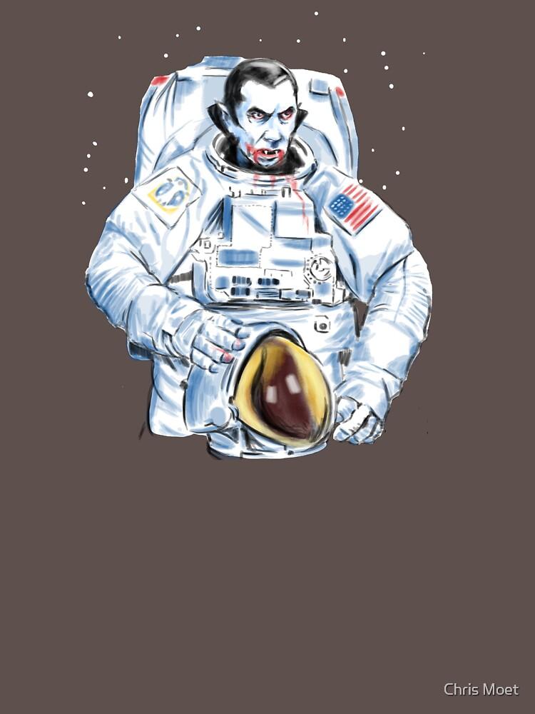 Space Dracula by chrismoet