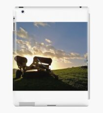 Farming equipment iPad Case/Skin