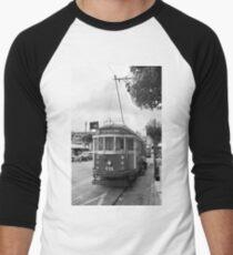 San Francisco Trolley Car Men's Baseball ¾ T-Shirt