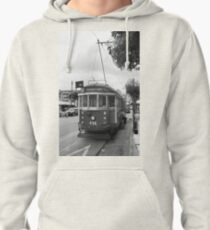 San Francisco Trolley Car Pullover Hoodie