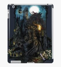 Bloodborne - The Hunt iPad Case/Skin