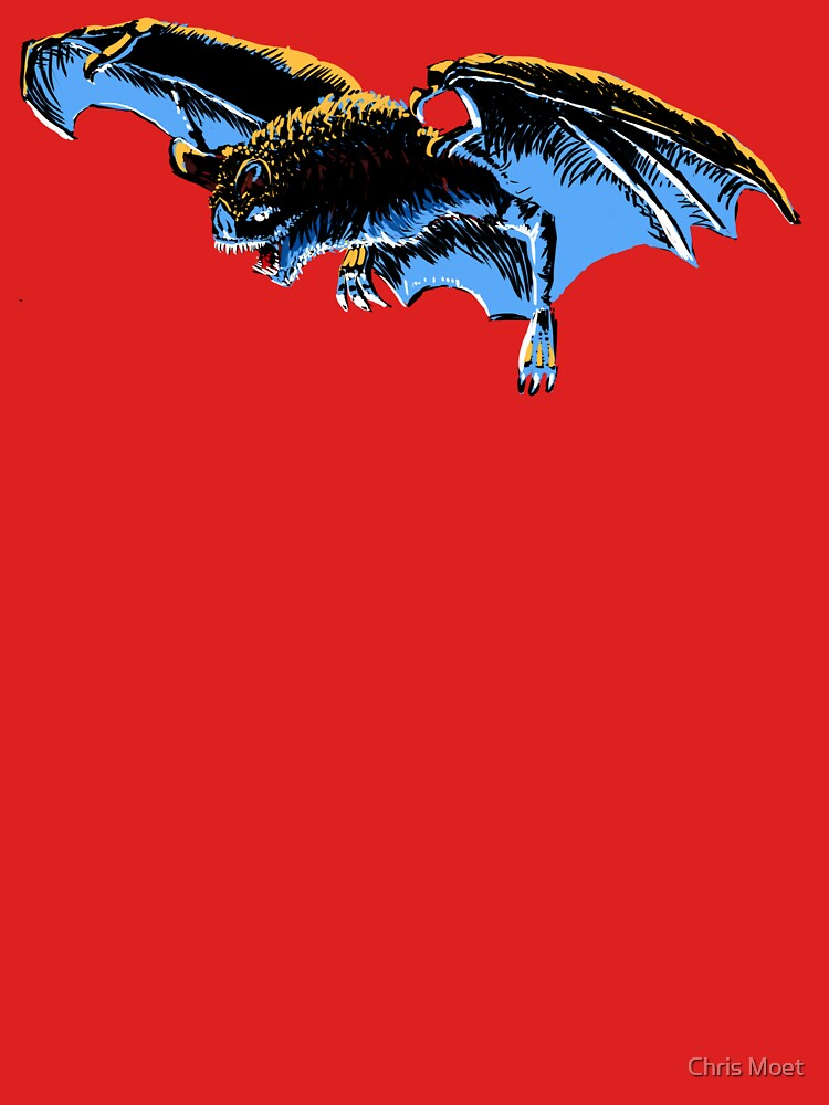 Vampire Bat by chrismoet