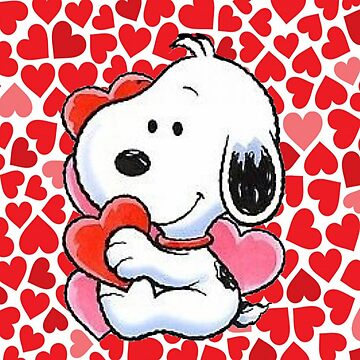 snoopy valentine  by quickart