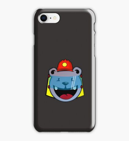 Koala bear fireman VRS2 iPhone Case/Skin