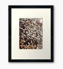 Holidays fun Framed Print