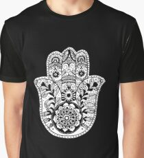 The Hamsa Hand Graphic T-Shirt