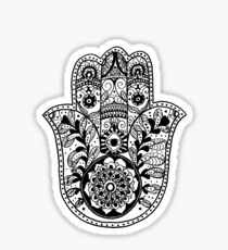 The Hamsa Hand Sticker