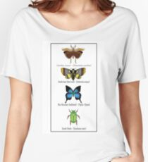 Insect Taxidermy Women's Relaxed Fit T-Shirt