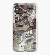 What Do You Mean the Ink as Run out in the Swimming Pool. iPhone Case/Skin