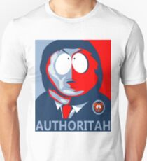 Respect my Authoritah T-Shirt