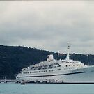 Classic Regent Star Cruise Ship, Caribbean by lenspiro