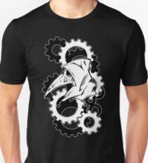 Plague Doctor Gears Unisex T-Shirt