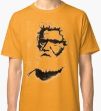 Tribal Elder - Australian Aborigine Digital Version Classic T-Shirt