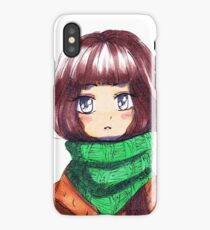 Warm up iPhone Case
