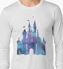 Splatter Paint Castle T-Shirt