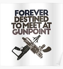 Meet at Gunpoint Poster
