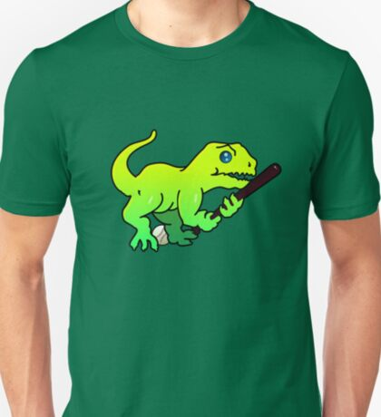 Baseball Dino VRS2 T-Shirt