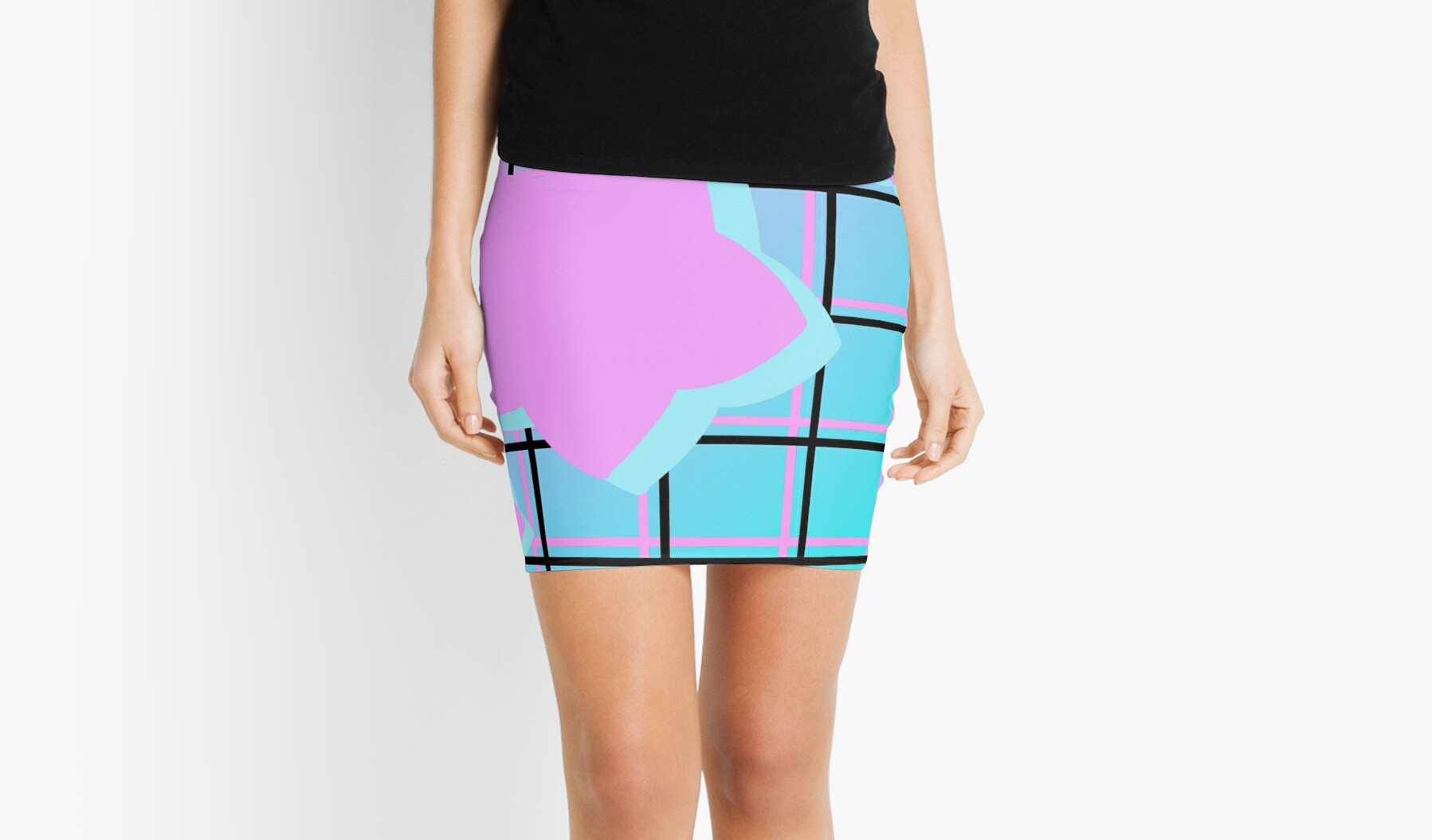 s m o o t h – RedBubble Skirts