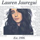 «Lauren Jauregui Pastel Sky No Background» de itsamoose