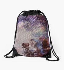 Skies By Design Drawstring Bag