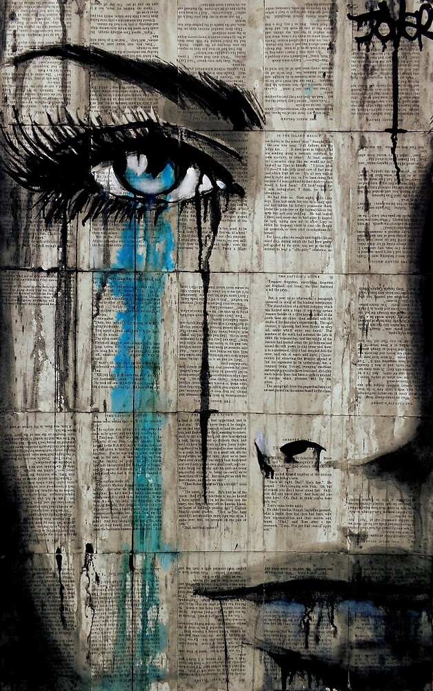 Story by Loui Jover Redbubble