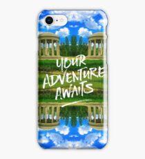 Your Adventure Awaits Temple of Love Versailles Paris iPhone Case/Skin