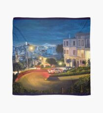 Lombard Street Scarves | Redbubble