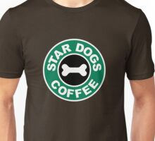 Star Dogs Coffee Unisex T-Shirt