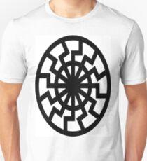 The Black Sun Unisex T-Shirt