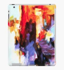 Seven Steps Abstract iPad Case/Skin