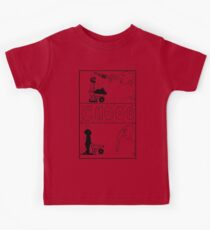 Zoo Humour - Cartoon 0003 Kids Tee