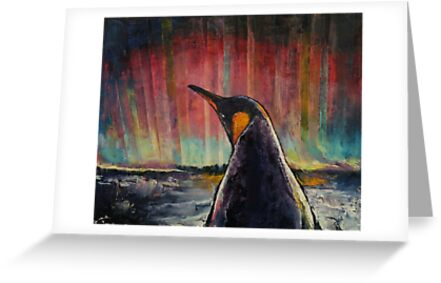 Penguin by Michael Creese