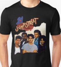 21 Jump Street Cast T-Shirt