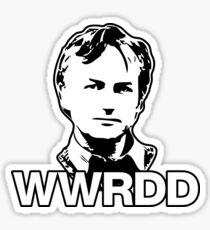 What Would Richard Dawkins Do? Sticker