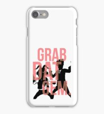 The Weekly Planet - GRAB DAT GEM. iPhone Case/Skin