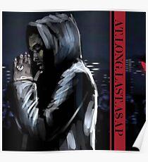 ASAP ROCKY  -  JD Poster
