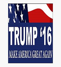 Donald Trump  Photographic Print